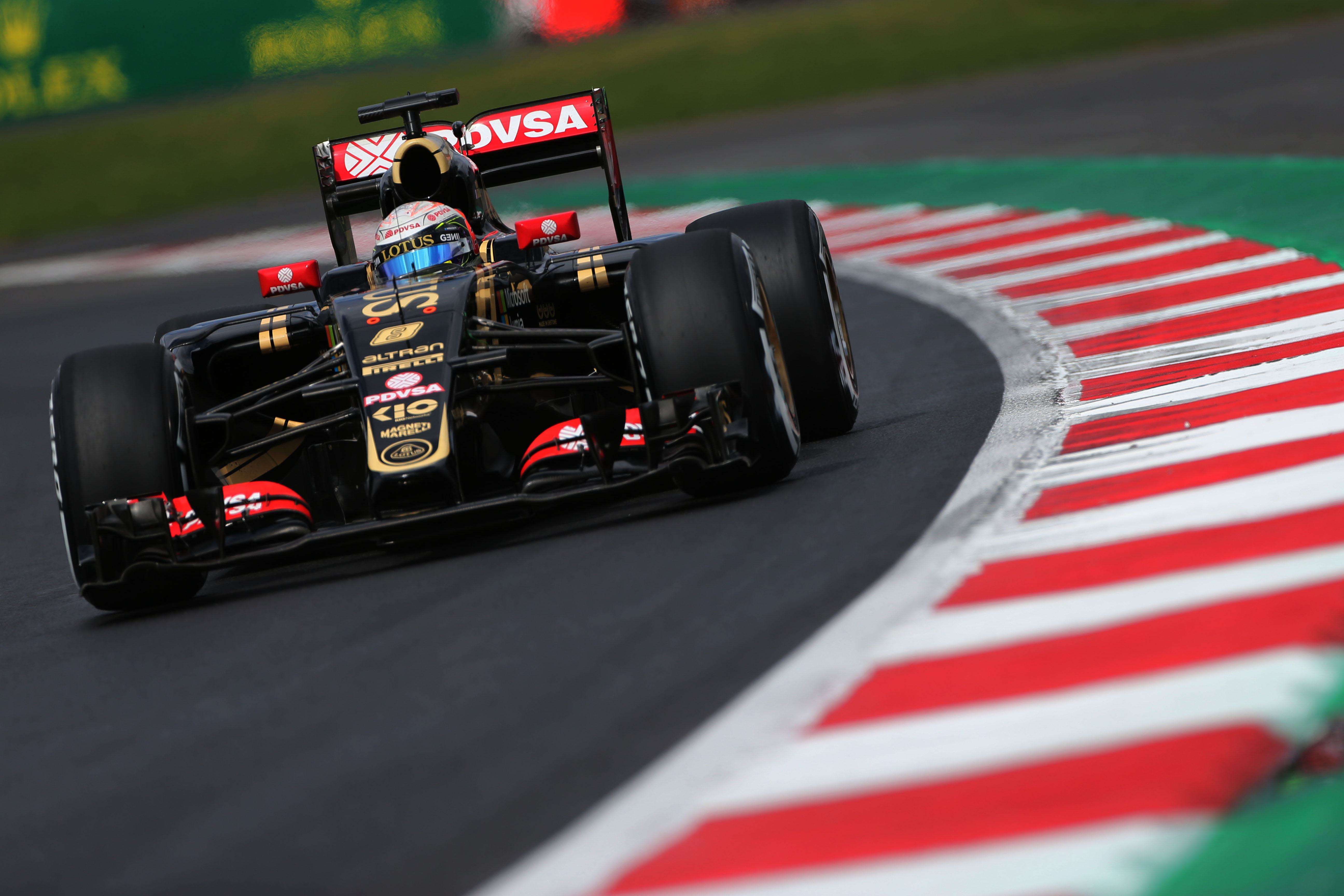 F1: KIO Networks & Canel's Join The Lotus F1 Team For The